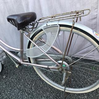 ミヤタ 26インチ ママチャリ - 自転車