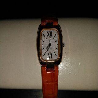腕時計(電池交換不要)