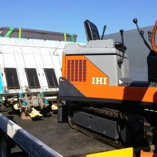自動車・農業機械・小型建設機械・物置・庭石等の陸送/配達/運搬