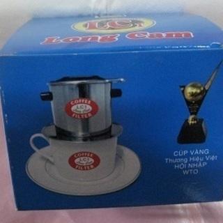 べトナムコーヒーフィルター容器 未使用品
