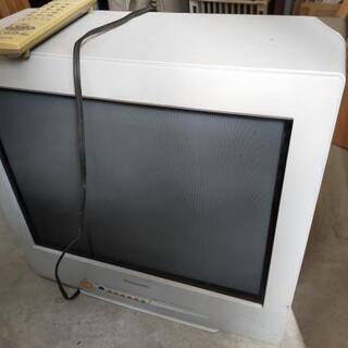 ブラウン管テレビの画像