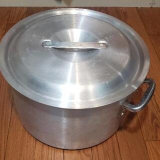 アルミ 半寸胴鍋