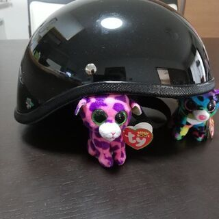 ダックテール ヘルメット バイク