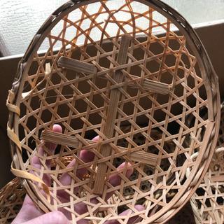 竹籠40セット/いろんなサイズ