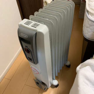【急募】デロンギ製オイルヒーター