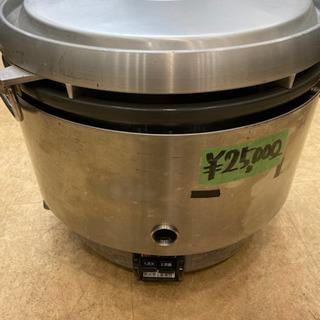 業務用リンナイ ガス炊飯器(RR-30S2)/都市ガス用/6.0...