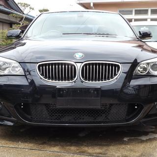 ★低走行! BMW525iMスポーツ 人気のブラック