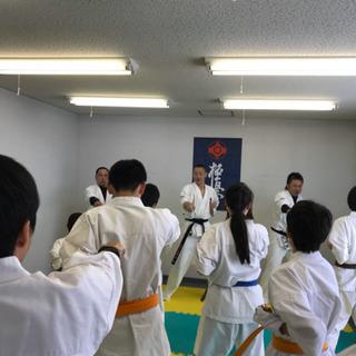 極真カラテ 中川道場 松本道場