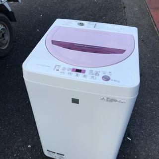 美品 SHARP 4.5k 2016年製 洗濯機