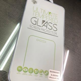 ☆格安☆iPhone x/xs 強化ガラスフィルム 52枚セット...