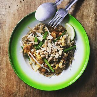 """アベクミコさんの美しきタイ料理の世界を学ぶ"""" 〜一から作るパッタイ〜"""