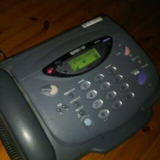 電話機 ファックス コピー (ジャンク品)