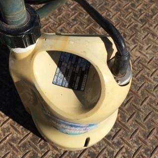 ポンプ 電動 高圧タイプ