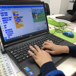 【無料体験】ゲームは遊ぶより作るのが楽しい!【小学生向けプログラミング教室 iTeen】 - パソコン