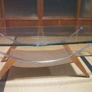 🌻 モダンローテーブル