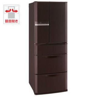 三菱冷蔵庫 MR-E55R-PW