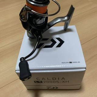 ダイワ 18カルディアLT 2000S-XH