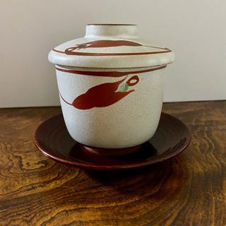 【美品】茶碗蒸しの器4点セット