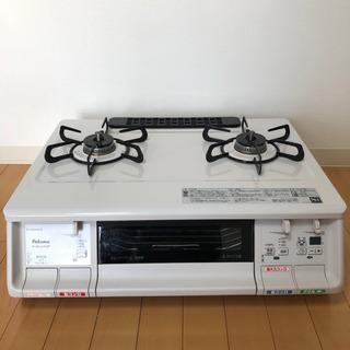 セール★美品★パロマ ガステーブル水無し両面焼き PA-360W...