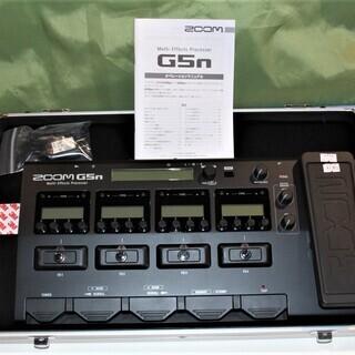 ZOOM G5n マルチエフェクター