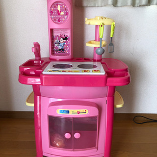 ミニーマウスのキッチン