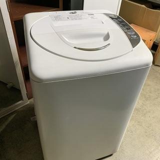 SANYO 全自動電気洗濯機 ASW-EG50B 5.0L 20...