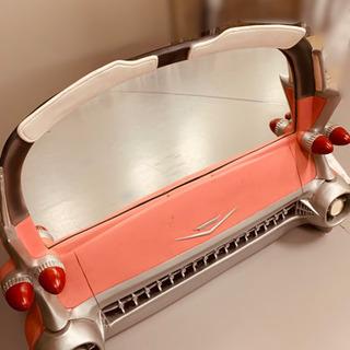 アメリカン雑貨 アメ車 ミラー オブジェ
