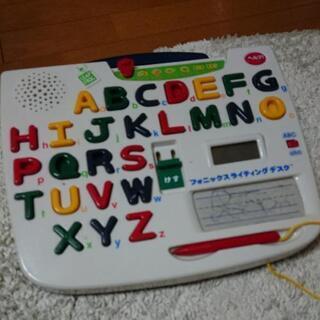 LEAPFROG 英語 アルファベット フォニックス