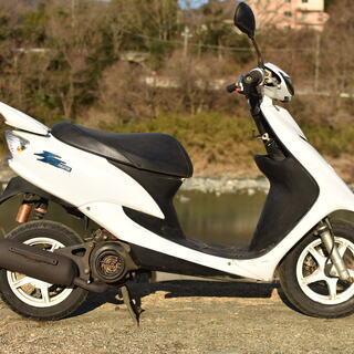 【配達無料】JOG ZRエボリューション 白  - バイク