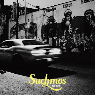 Suchmos『THE KIDS』[限定盤 CD+DVD]