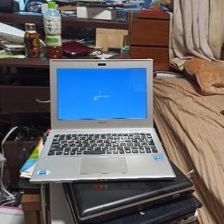 SONY モバイノートパソコン
