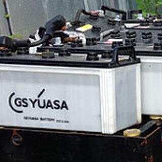 自動車・オートバイ用 廃バッテリー無料で処分します (寝屋川市)