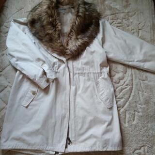 (お値下げしました)Mサイズ、ベージュのコート