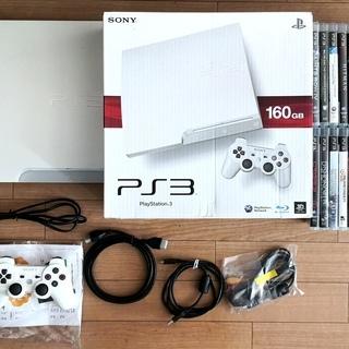 【値下げ!!】SONY PS3本体 -160GB CECH-30...