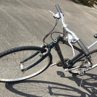 ジャイアント クロスバイク cross3  実働 スポーツ自転車 ロードバイク − 静岡県