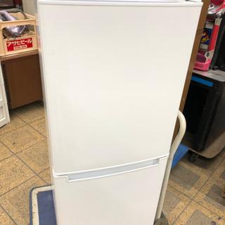 2018年式 冷蔵庫 ニトリ 白