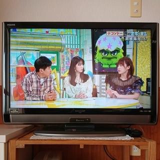 シャープ 液晶テレビ AQUOS  32V型 ブルーレイレコーダ...