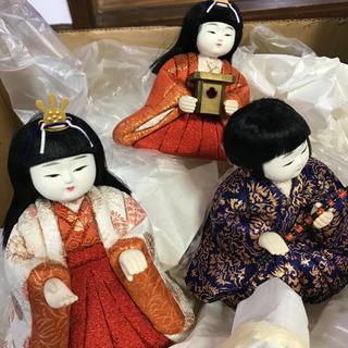 ※決まりました※ 雛人形 7段飾り 木目込み