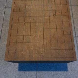 再値下げ‼️目指せ藤井聡太‼️ 無垢の将棋盤