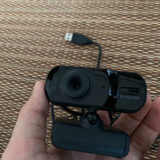 パソコン用カメラ・イヤフォンマイク