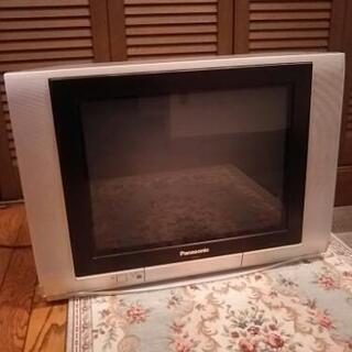 パナソニック 21型 アナログテレビ