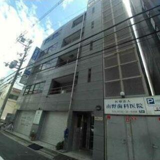 ★貸店舗・事務所★ 堺東駅4分 4階部分63.47㎡ 共用トイ...