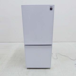 SHARP シャープ ガラストップ プラズマクラスター 冷蔵庫 ...