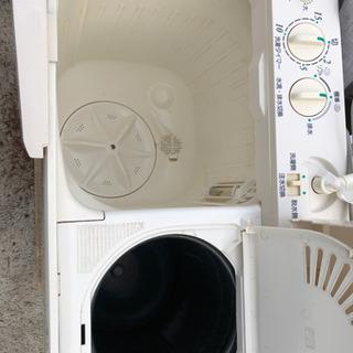 即決 二槽式 洗濯機 45 中古 動作品 中川区 送料無料〜♪ 早勝ち - 名古屋市
