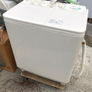 即決 二槽式 洗濯機 45 中古 動作品 中川区 送料無料〜♪ 早勝ちの画像