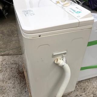 即決 二槽式 洗濯機 45 中古 動作品 中川区 送料無料〜♪ 早勝ち − 愛知県