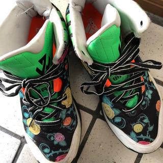 バッシュ アディダス 靴24.5