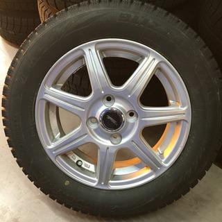 165/65R14 タイヤホイールセット VRX2 ハスラー、タ...