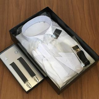 結婚 モーニングシャツ 3L 他小物
