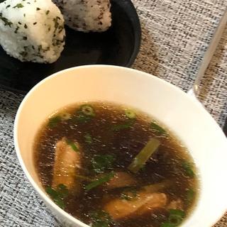 特別講座☆十全大補湯スープ
